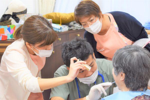 歯科検診実施(#^^#)